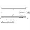 Светодиодный светильник FLL 02-40-850
