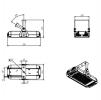 Светодиодный светильник Ex-ДПП 07-100-50-Ш3