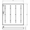 Светодиодный светильник ССВ А-28-3100-А-850-Д90