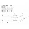 Светодиодный светильник Ex-FPL 01-24-850