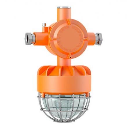 Взрывозащищенный светодиодный светильник Ex-FTN 02-30-50